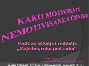 Motivacija